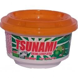 Crema Lavaplatos Tsunami 1kg Naranja