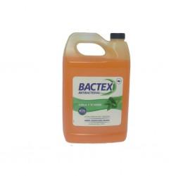 Bactex jabón de mano gel galón