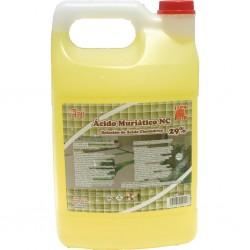 Acido muriático galón