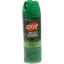 Off aerosol wood verde