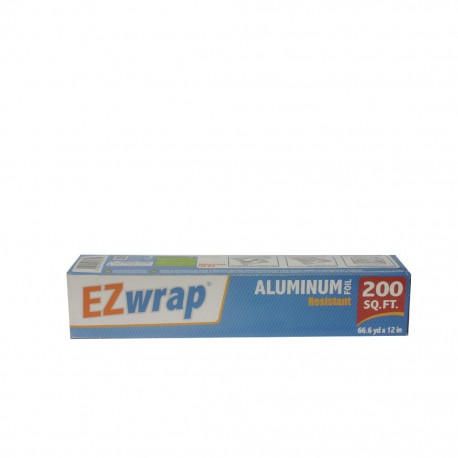 EZ-Wraps Aluminio 200 E04