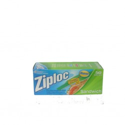Ziploc Sandwich bag 50