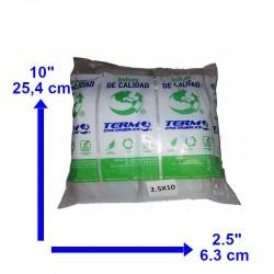 Bolsa Transparente 2.5x10 cubiertos Termo Encogibles