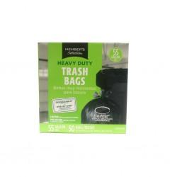 Caja Husky Basura de 50 bolsas (verde)