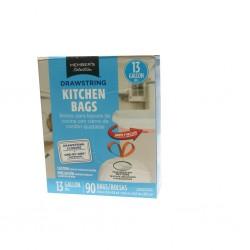 Caja Husky Cocina de 90 bolsas (azul)