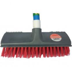 Escoba escocesa tipo cepillo