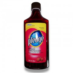 Pledge Aceite Rojo 500 ml