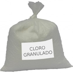 Cloro granulado por kilo