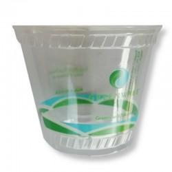 "Vaso 9"" BIO greenware 50 U"