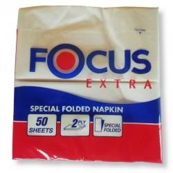 Servilletta Cuadrada Focus Extra paq. 50 U