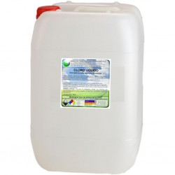 Cloro 12% Pichinga 20 litros