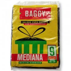 Bolsa Baggy Mediana Paq 9 Bolsas