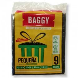 Bolsa BAGGY Pequeña Paq 9 U