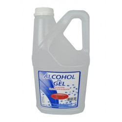 Alcohol Gel 70% 1800 ML