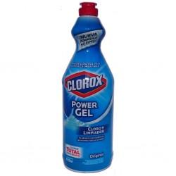 Clorox Power Gel pur citrica 930 ml