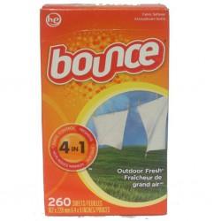Toalla suavizante para secadora bounce 240