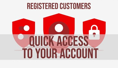 Quick access for customers